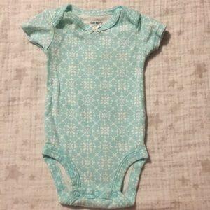 Newborn Girl Onesie
